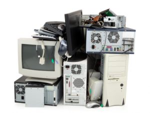 Electronic recycling montreal. 100 & drop off areas. pc tv cell
